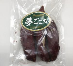 『冷やし焼き芋』の画像