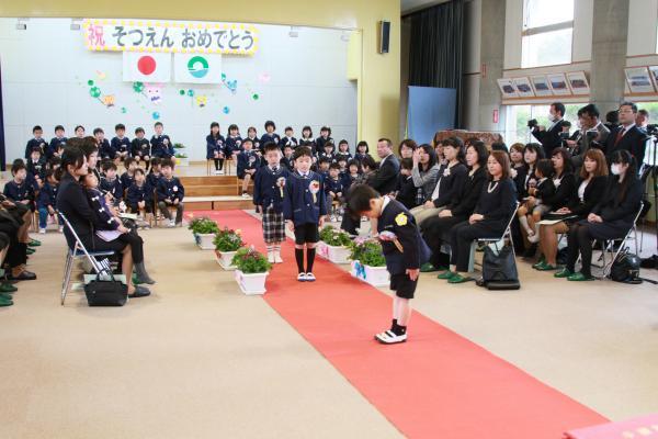 『卒園式⓪』の画像