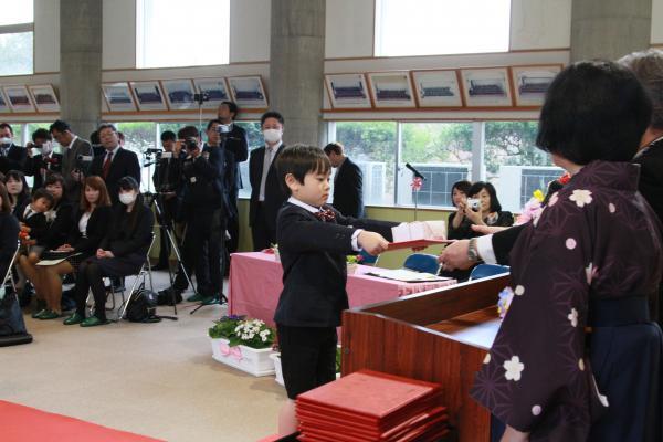 『卒園式(2)』の画像
