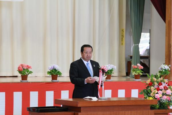 『旭北入学式(1)』の画像