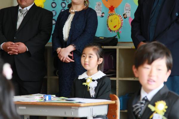『旭北入学式(3)』の画像