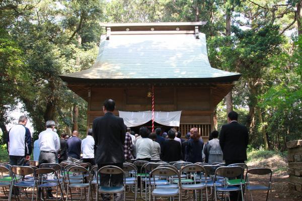 『八幡神社(3)』の画像