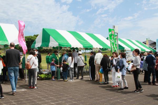 『緑化フェス(2)』の画像