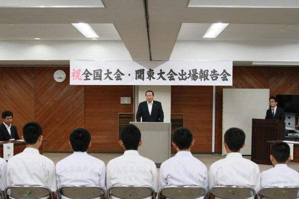 『出場報告会(4)』の画像