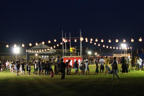 『夜祭り(6)』の画像