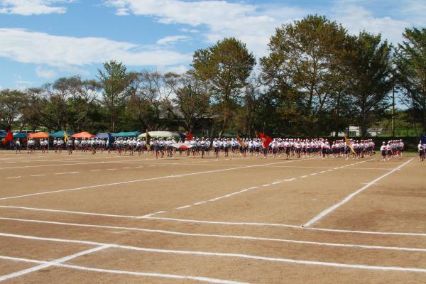 『中学校体育祭(5)』の画像
