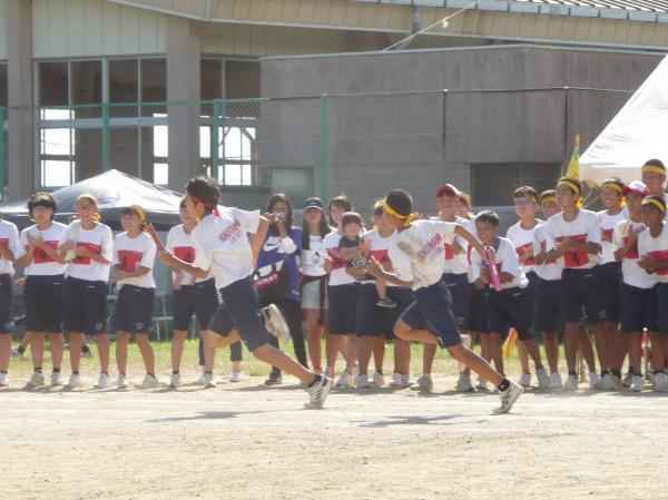 『中学校体育祭(6)』の画像