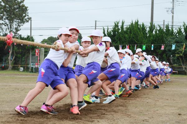 『大竹小運動会(2)』の画像