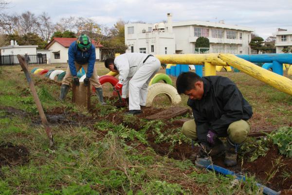 『建設ボランティア(4)』の画像