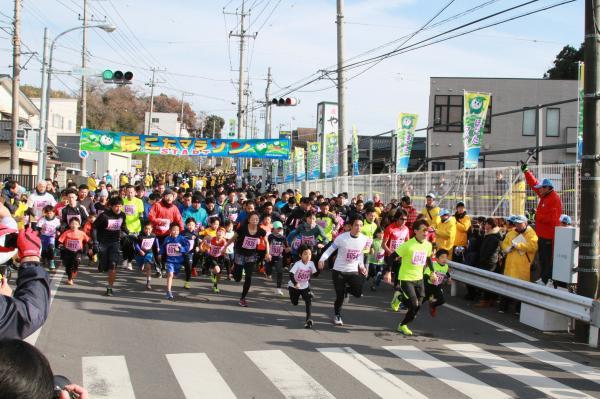 『マラソン(2)』の画像