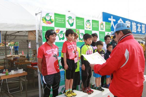 『マラソン(4)』の画像