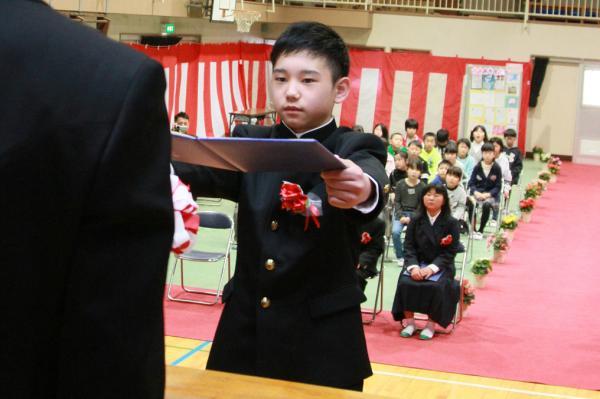 『H30小学校卒業式(2)』の画像