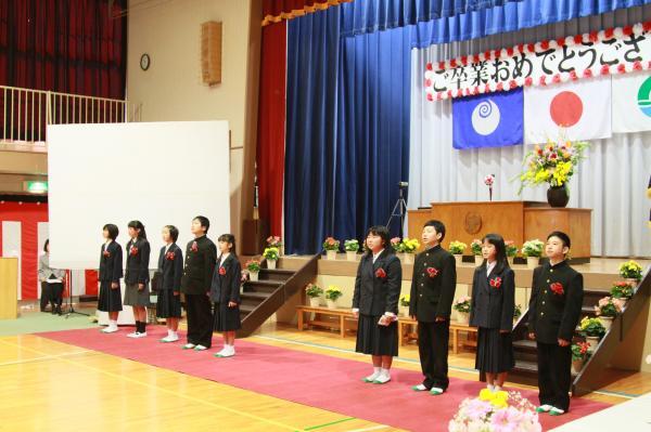 『H30小学校卒業式(3)』の画像