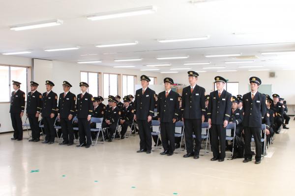 『H31消防辞令(3)』の画像