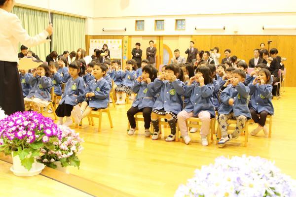 『H31北幼稚園入園式(2)』の画像