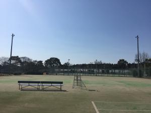 『旭スポーツセンターテニスコート』の画像