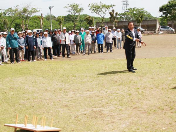 『高齢者いきいきスポーツ大会・鉾田地区』の画像