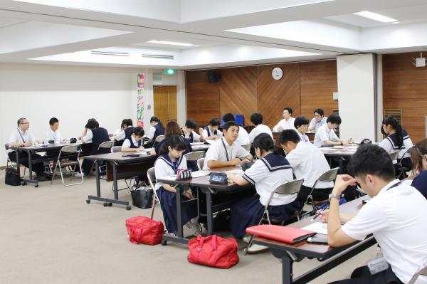 『子ども議会勉強会(2)』の画像