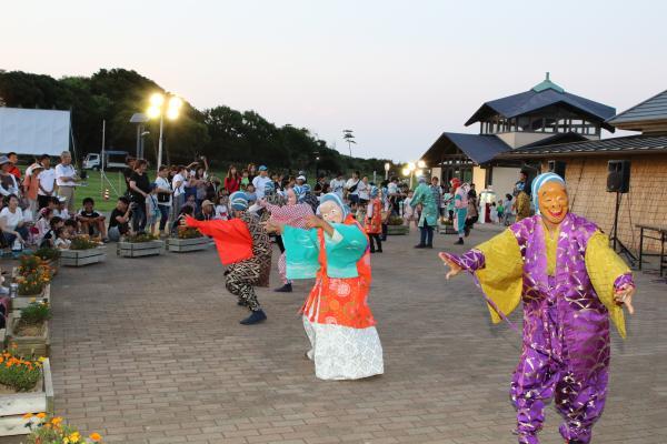 『鹿島灘夜祭り2019(3)』の画像