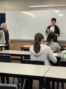 『英語授業』の画像