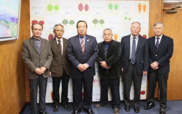 『大和田学区騒音対策協議会要望』の画像