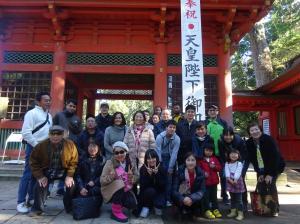 『鹿島神宮』の画像