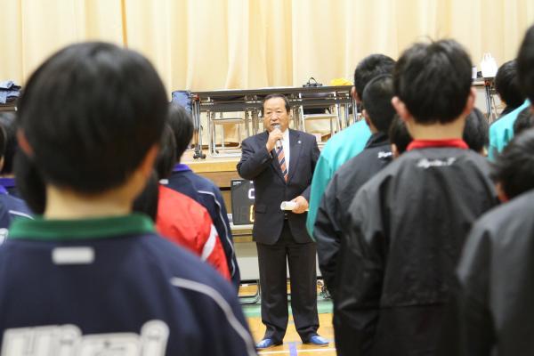 『バスケット大会(2)』の画像
