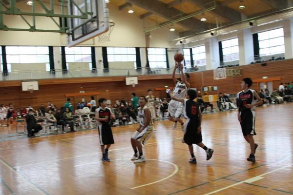 『バスケットボール大会(3)』の画像