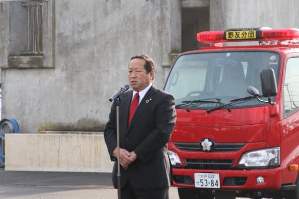 『消防自動車貸与式(1)』の画像