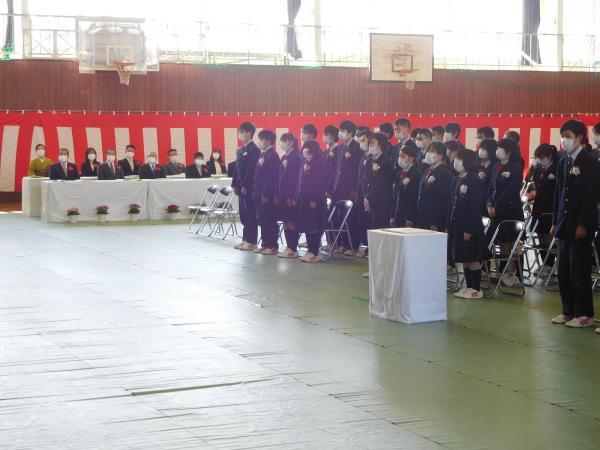 『鉾田農高卒業式1』の画像