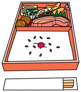 『弁当』の画像