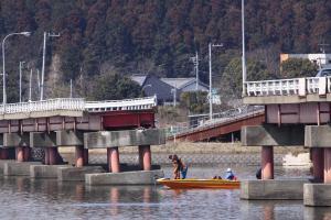『鹿行大橋』の画像