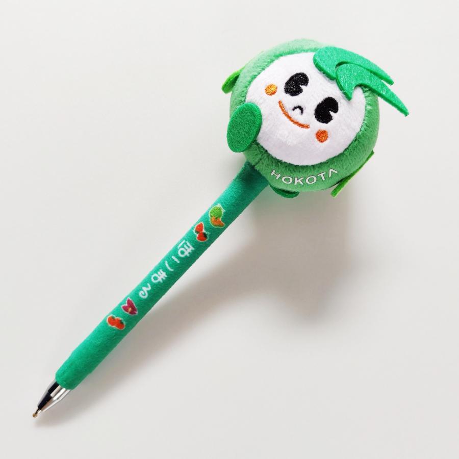 『ほこまるぬいぐるみペン』の画像