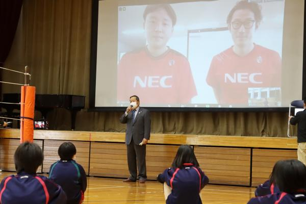 『NEC連携事業(1)』の画像