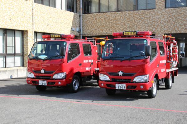 『防衛:消防車』の画像