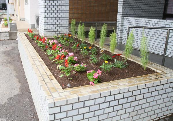 『鉾二花壇』の画像