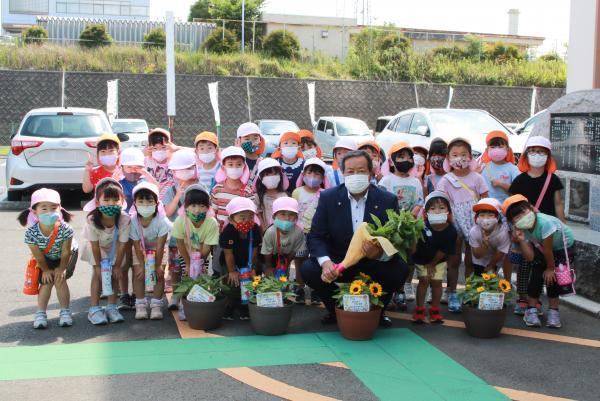 『鉾田幼稚園ひまわり』の画像