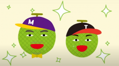 『日本をメロンで笑顔に変える応援歌を公開!~Melon Rap~』の写真